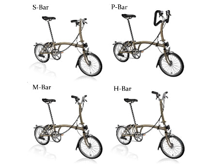 Everything You Need to Know About the Brompton Model Codes
