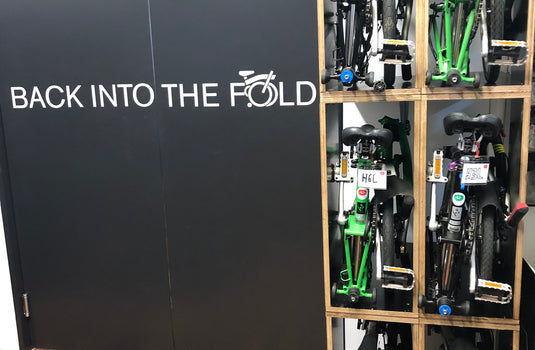 Join the Fold - Hire a Brompton