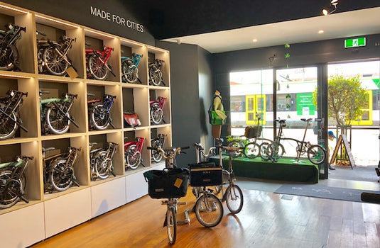 How Much is That Brompton in the Window? (And Other Questions You'd Like to Ask)