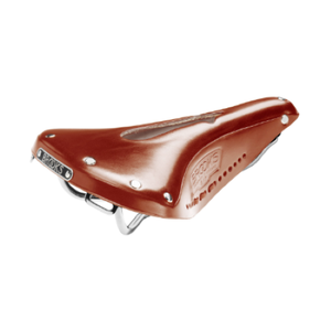 Brooks B17 Carved (Imperial) Honey Leather Saddle