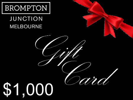 $1000 Gift Card - Brompton Junction Melbourne