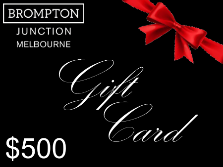 $500 Gift Card - Brompton Junction Melbourne