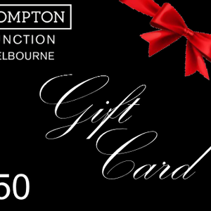 $50 Gift Card - Brompton Junction Melbourne