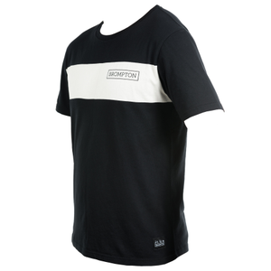 Black Brompton Logo T-shirt - Large - side