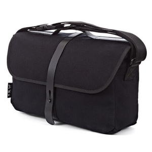 Black Brompton Shoulder Bag with Frame - featured