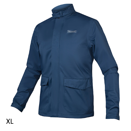 London Waterproof Jacket - Navy - XLarge