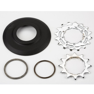 Brompton Sprocket and Disc Set. 12/16t, 3/32in to suit 2 speed