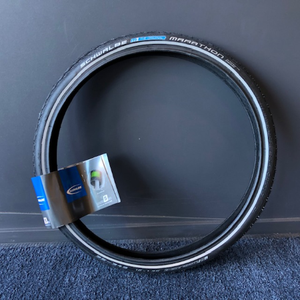 Schwalbe Marathon 16x1 3/8 Tyre for Brompton - packaging