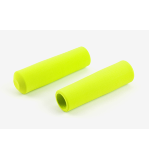 Lime Green Brompton Handlebar Grips for M-type and H-type