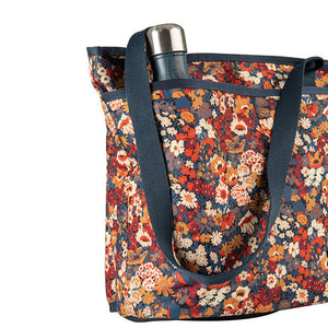 Brompton Tote Bag made with Liberty Fabric