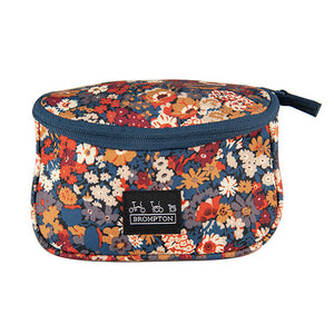 Brompton Zip Pouch made with Liberty Fabric