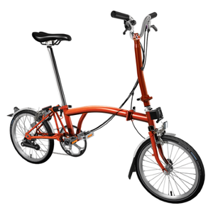 Brompton - H6L - Flame Lacquer - 2019