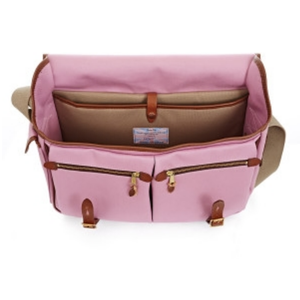 Pink Game Bag - open top