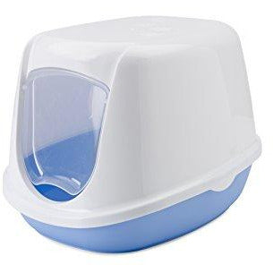 Savic Duchesse Cat Toilet (Blue)