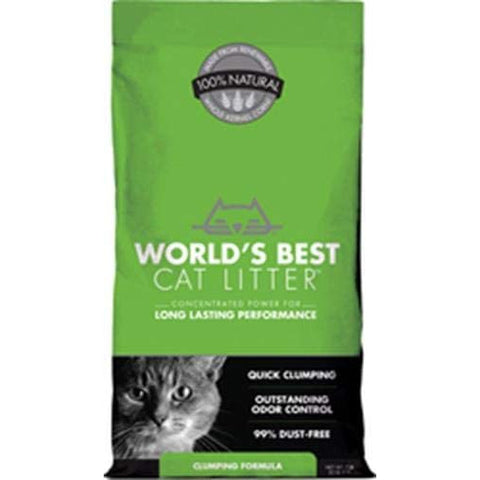 Worlds Best Cat Litter Clumping Bag
