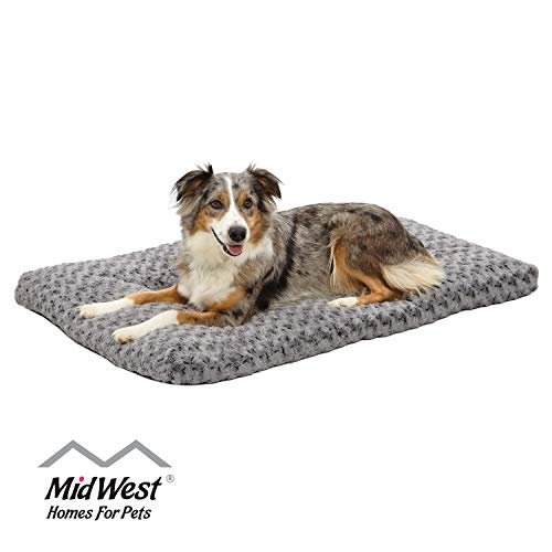 Pet bed - 40 inch Grey