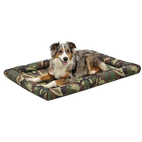 Dog Bed - 110cm  Camouflage