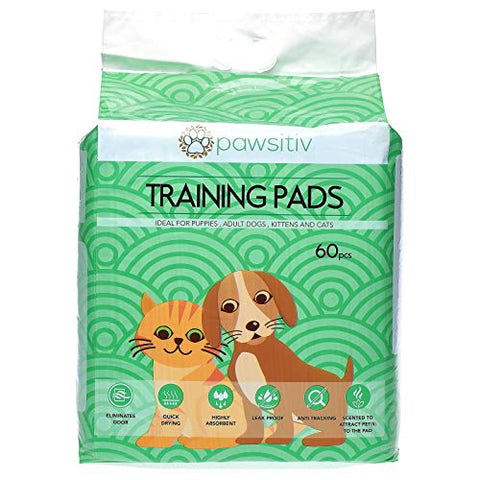 Dog Training Pads - 60 pads