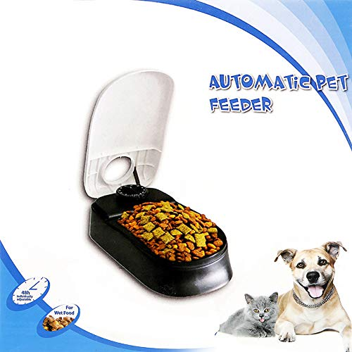 Automatic Pet Feeder - 1 Meal