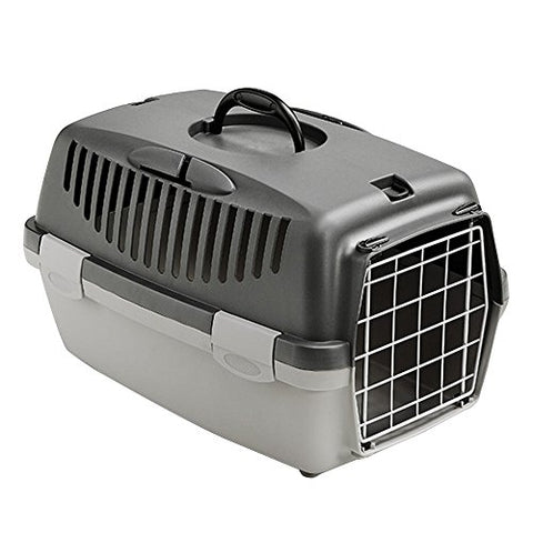 Gulliver Pet Carrier With Metal Door - Medium