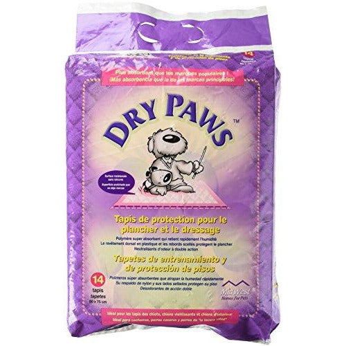 Pet Training Pads - 14 Pads