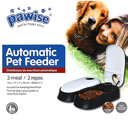 Automatic Pet Feeder - 2 Meals