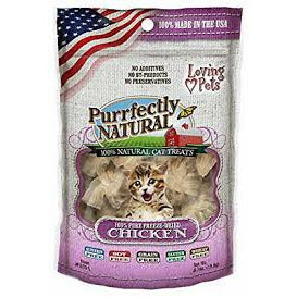 Loving Pet Cat Treats Chicken