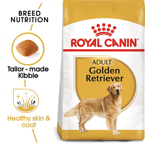 Royal Canin - GOLDEN RETRIEVER ADULT 12 KG