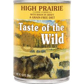 Taste of the Wile High Praire Canine - Wetfood