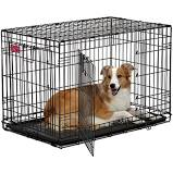 Midewest Folding Dog Crate - Large