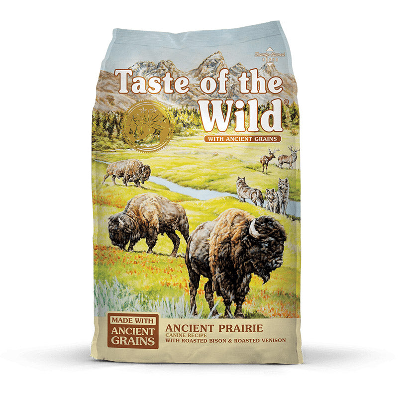Taste of the Wild - Ancient Prairie Canine 2.27 kg