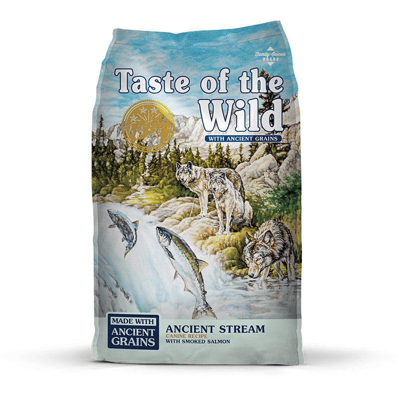Taste of the Wild - Ancient Stream Canine 2.27 kg