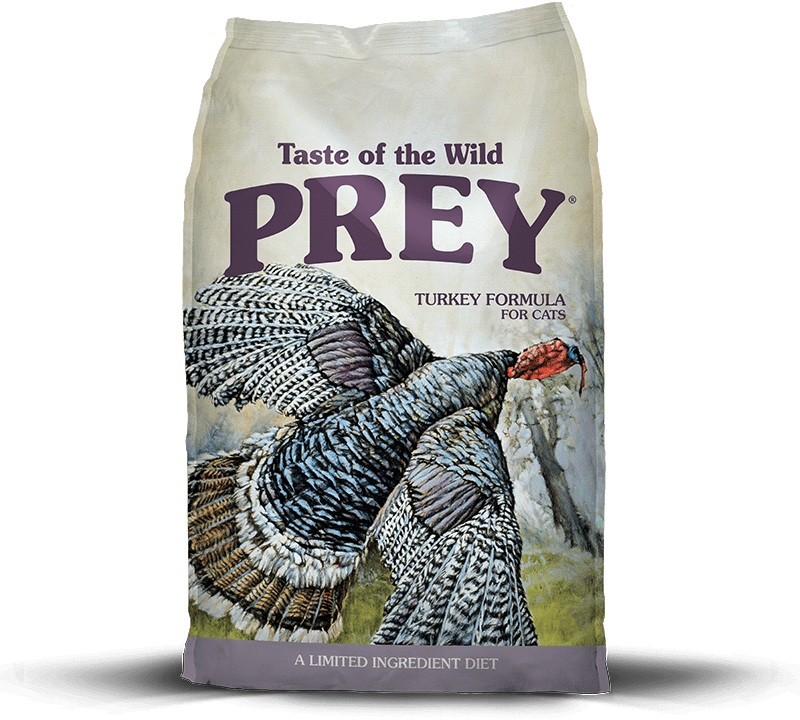 Taste of the Wild - Turkey Limited Ingredient Formula for Cats 2.7 kg