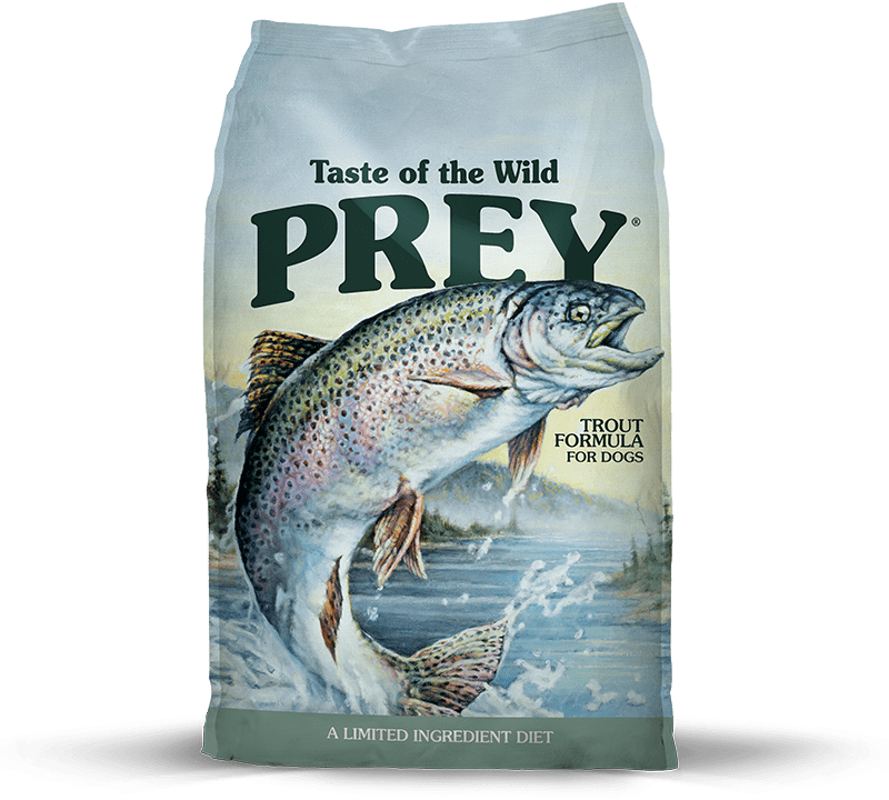 Taste of the Wild - PREY Trout Limited Ingredient Formula for Dogs 3.63 kg