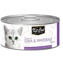 KitCat Tuna and Whitebait Feline - Wetfood