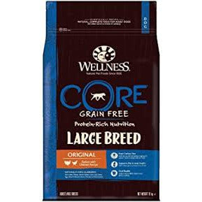 Wellness Core Large Breed Dog 10 kg