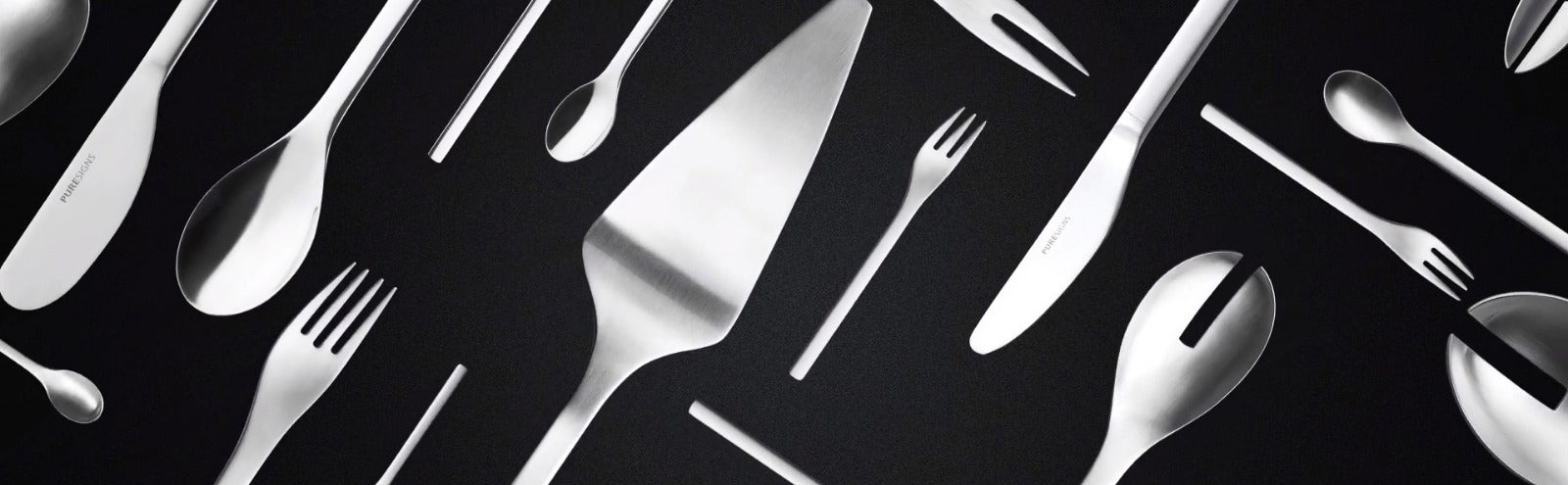 Cutlery from Puresigns