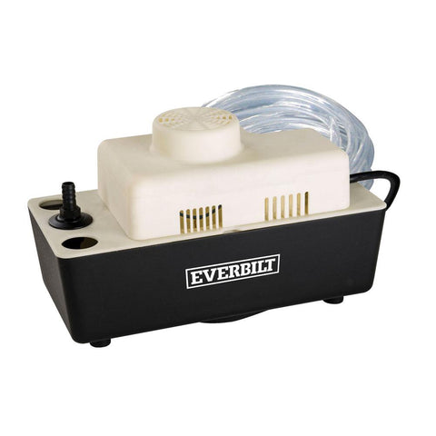 Everbilt 1/20HP Condensate Removal Pump