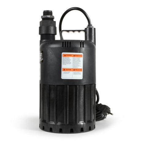 Everbilt 4/10 HP Waterfall Submersible Utility Pump
