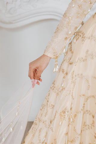 Indian Designer Bridal Lehenga