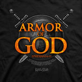 Armor of God Christian T-Shirt