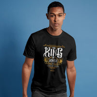 Kerusso® Adult T-Shirt - The King