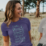 Overcomer Movie Ladies T-Shirt