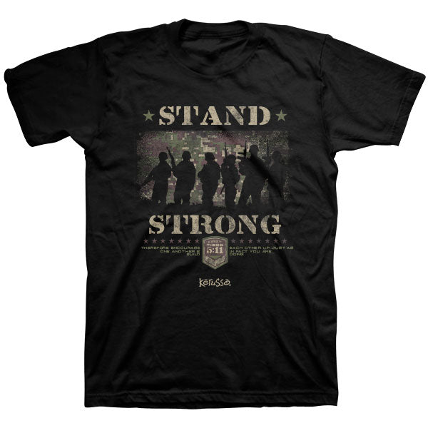 Christian T-Shirt Stand Soldiers
