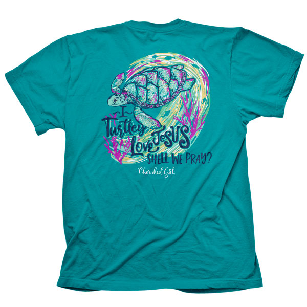 Women's T-Shirt Turtley Love
