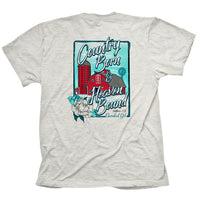 Women's T-Shirt Country Barn