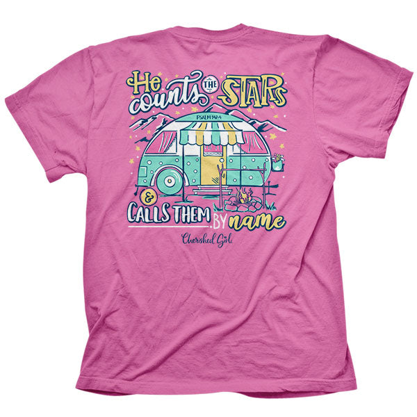 Women's T-Shirt Star Camper