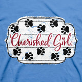 Cherished Girl® Adult T-Shirt - Paws & Pray™