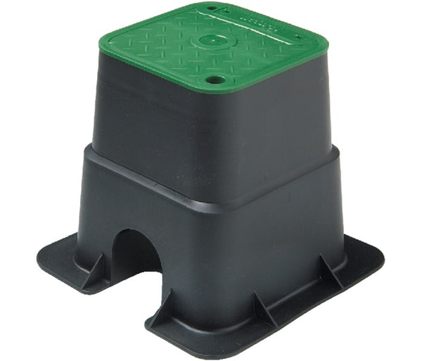Toro Square Valve Box 150 mm x 150 mm x 210 mm