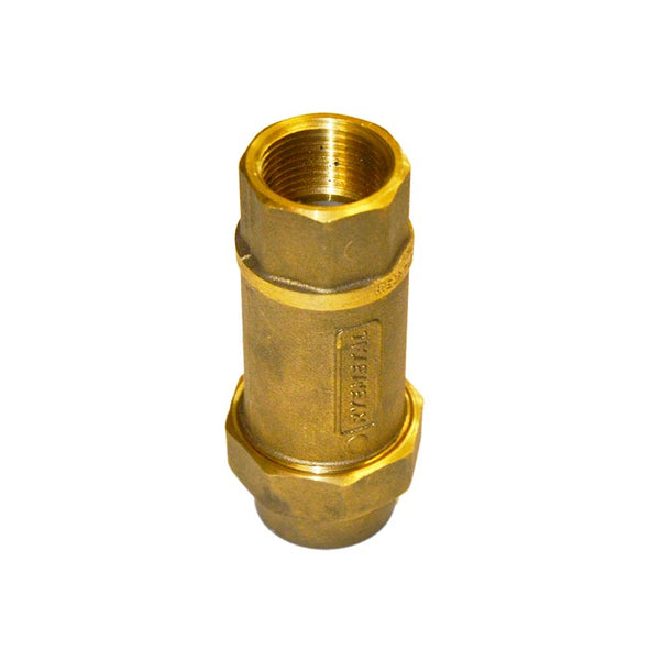 Toro Brass Dual Check Valve 25mm